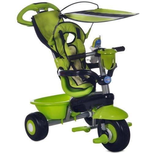 smart trike sport dx 3 in 1 tricycle. Black Bedroom Furniture Sets. Home Design Ideas
