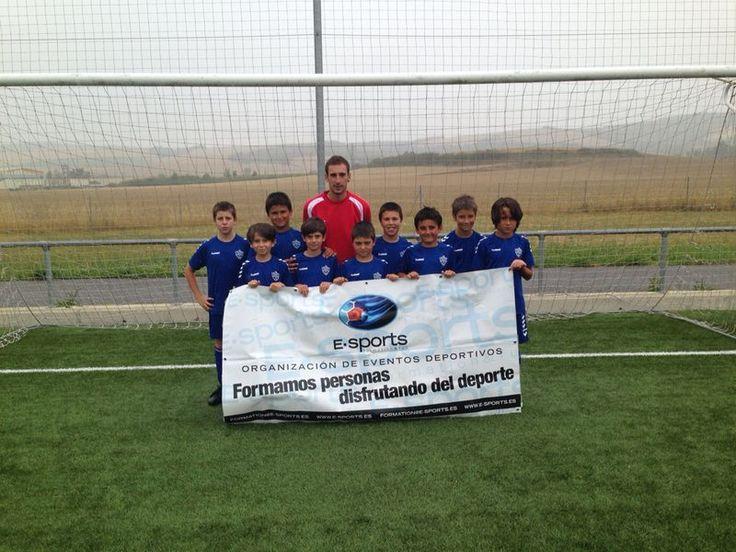 2º DÍA EN EL CAMPUS DE ALEGRIA-DULANTZI (2 SEMANA) | E-Sports - Formation & Fun - Campus deportivos de FutbolE-Sports – Formation & Fun – Campus deportivos de Futbol