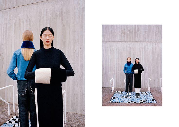 Anne Törnroos/ Styling, Fashion editorial, Ulap Magazine, model, film photography, onar studios, minni havas, photo: Andrei Kipahti