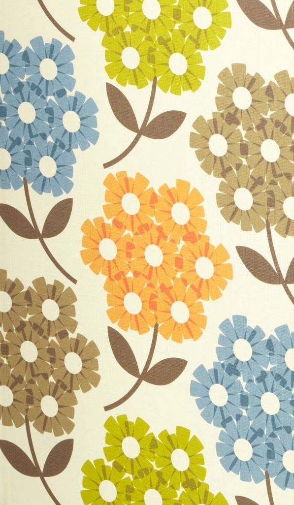 Multi Rhododendron by Orla Kiely