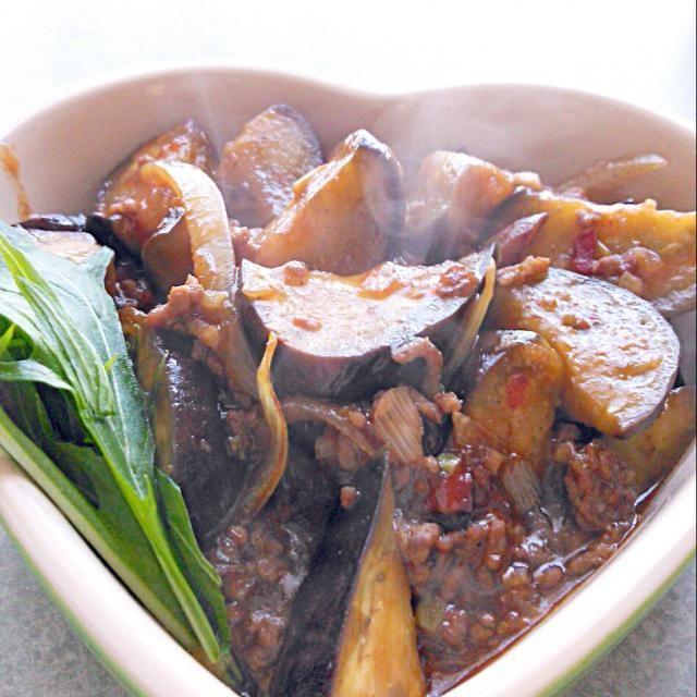 ピリ辛に美味しくできました(。・ω・。) - 32件のもぐもぐ - マーボーなす by hanakohanako05