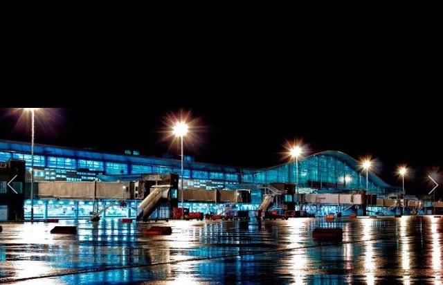 El Dorado Airport, BOGOTA, COLOMBIA.