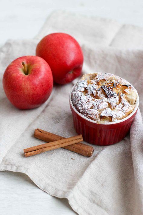 Een éénpersoons ontbijt dat je heerlijk warm doet voelen van binnen uit. Met maar 5 ingrediënten maak je een gezond, snel en voedzaam ontbijt.
