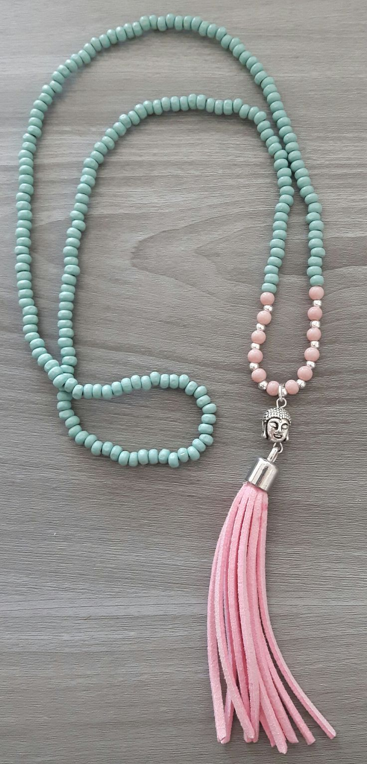 Boho / Buddha necklace