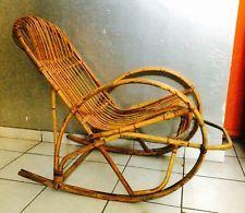 fauteuille osier en vente | eBay