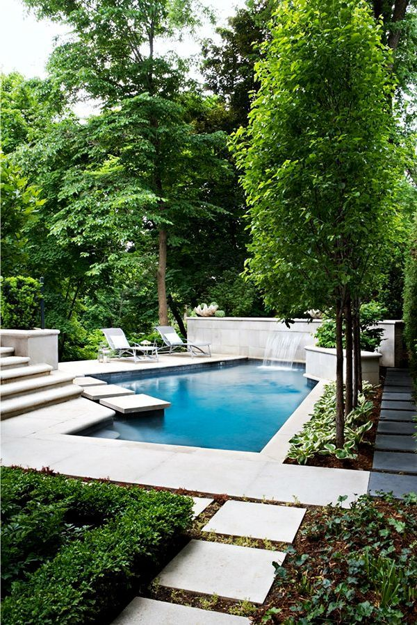 Cozy Minimalist Pool Design Ideas To Beautify Your Home S Backyard Horror Underground In 2020 Backyard Pool Modern Backyard Backyard Beach