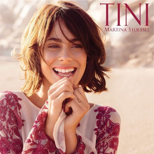 Tini (Martina Stoessel) [CD]
