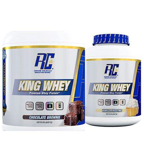 Ronnie Coleman Signature Series King Whey Coming Soon