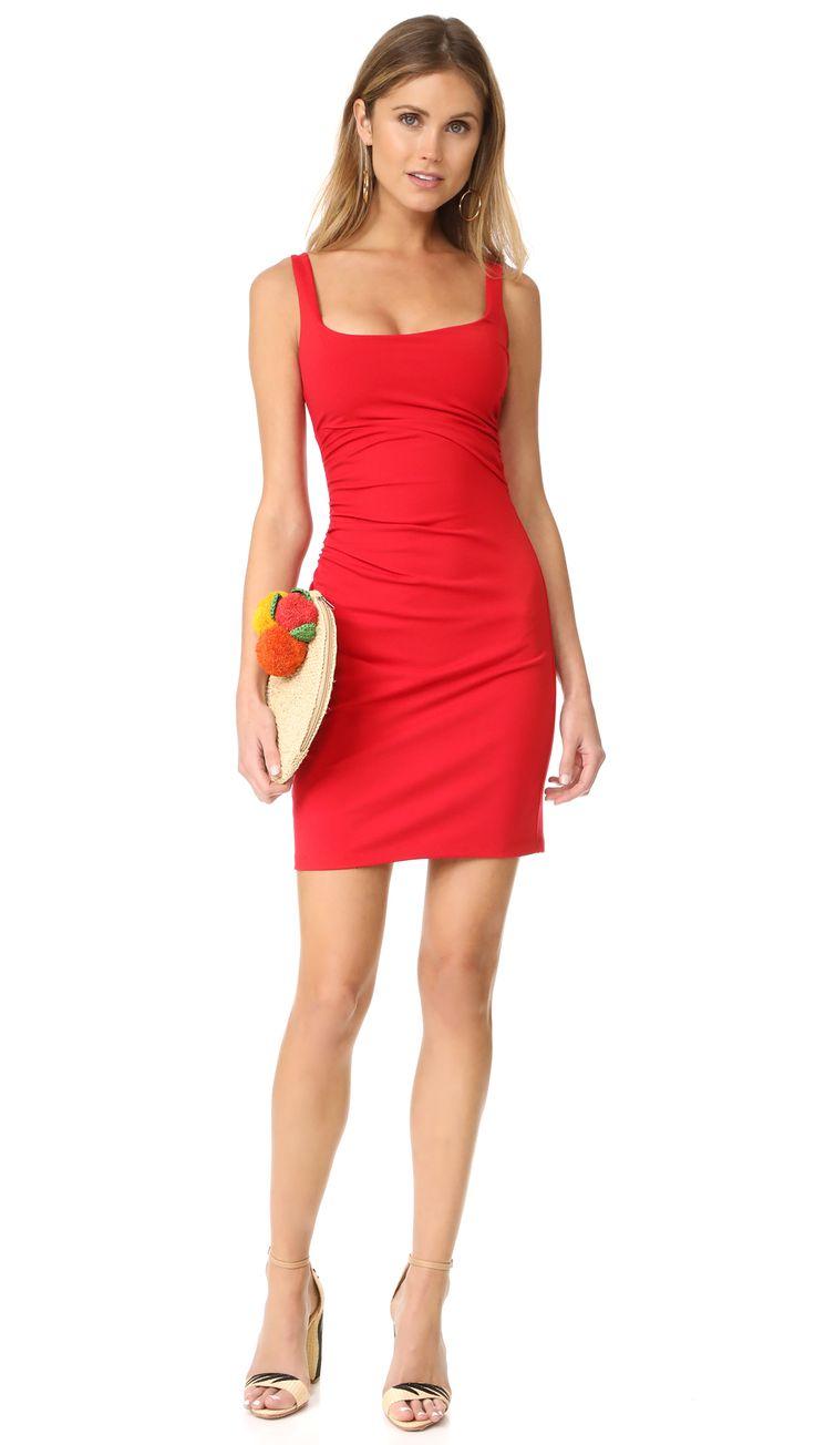 Susana Monaco Gather Tank Dress | SHOPBOP