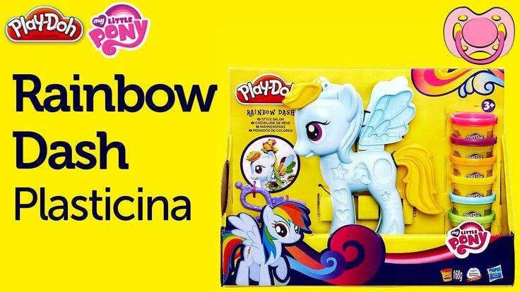 Rainbow Dash - My Little Pony - Playdoh 🦄