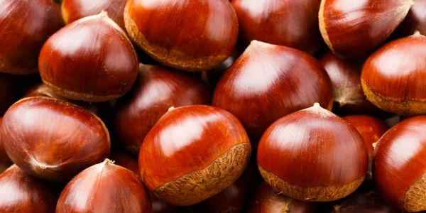 Real Food Right Now and How to Cook It: Chestnuts - whether roasted o'er an open fire...or not!