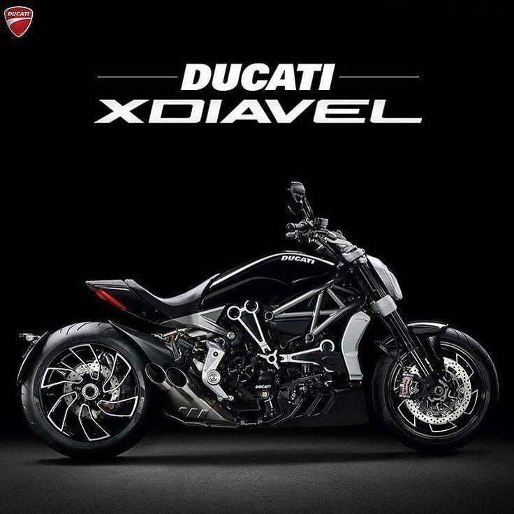 The 2016 Ducati XDiavel By: Ducati.com Via: @cyclelaw #ducatistagram #ducati #xdiavel by ducatistagram