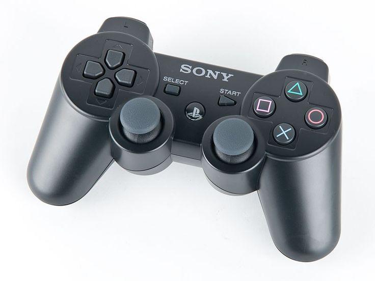 Control DualShock Sixaxis 3 - 2006
