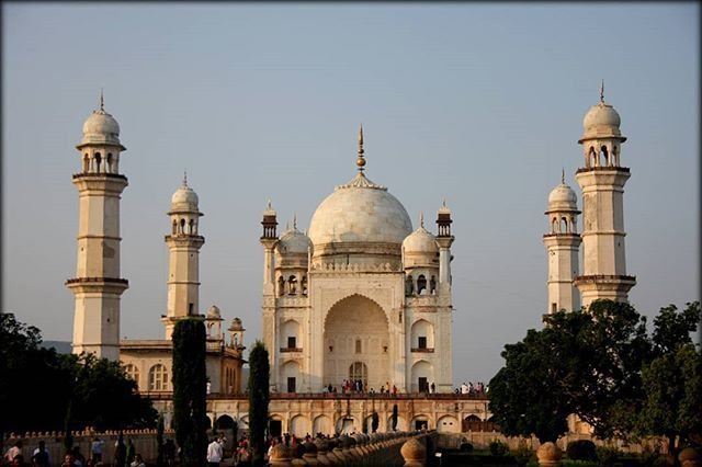 Bibi ka Maqbara - the Taj of Deccan...  #Aurangabad #Maharashtra #India #travel #payaniga #BibiKaMaqbara #architecture