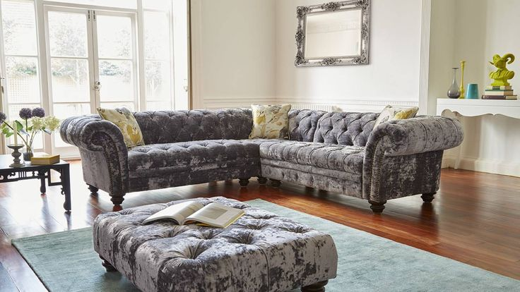 Dewsbury - Sofology  Chesterfield Corner Sofa