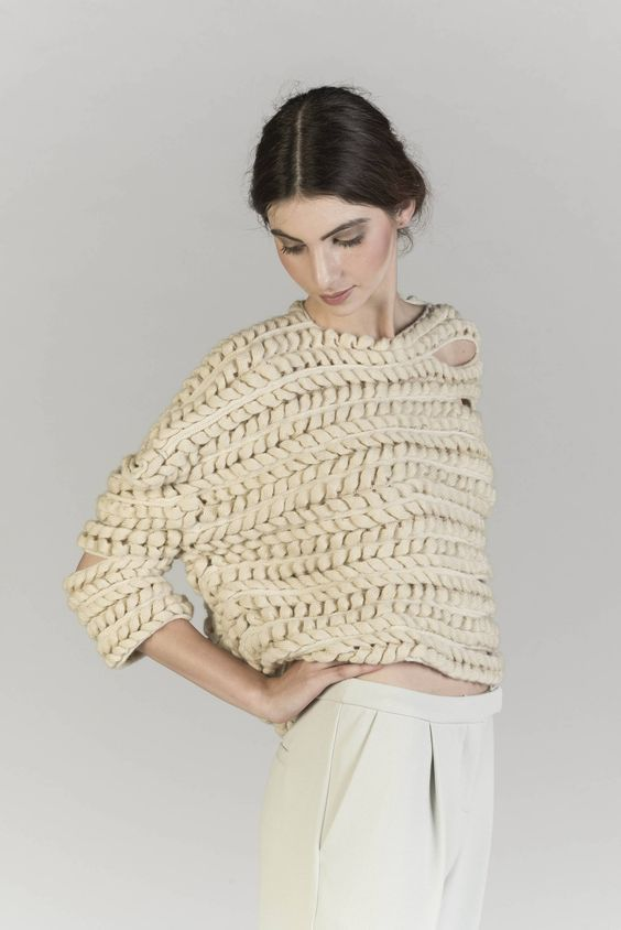 Letras e Artes da Lalá: Blusas de crochê e de tricô (sem receitas - fotos: google)