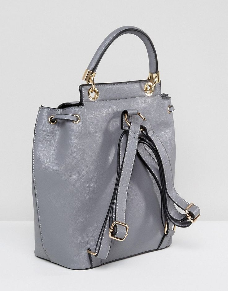 Carvela Darla Backpack - Gray