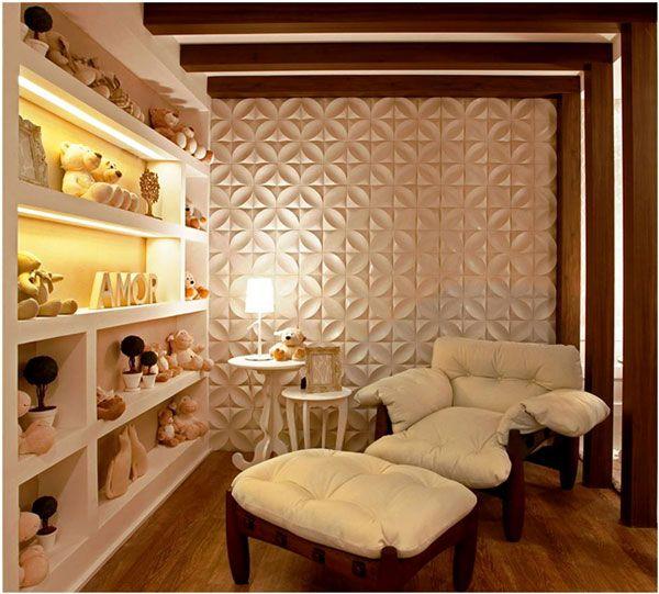 Pin By Avadhesh Patel On Home Decor: Inspiration - By Itanhanga Revestimentos