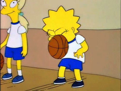 You hand eye coordination was lacking. | Community Post: 26 Reasons You Were Not A Gym Class Hero