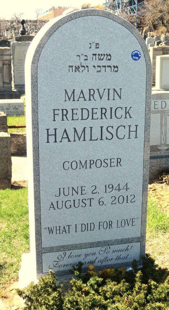 Marvin Hamlisch (1944 - 2012)