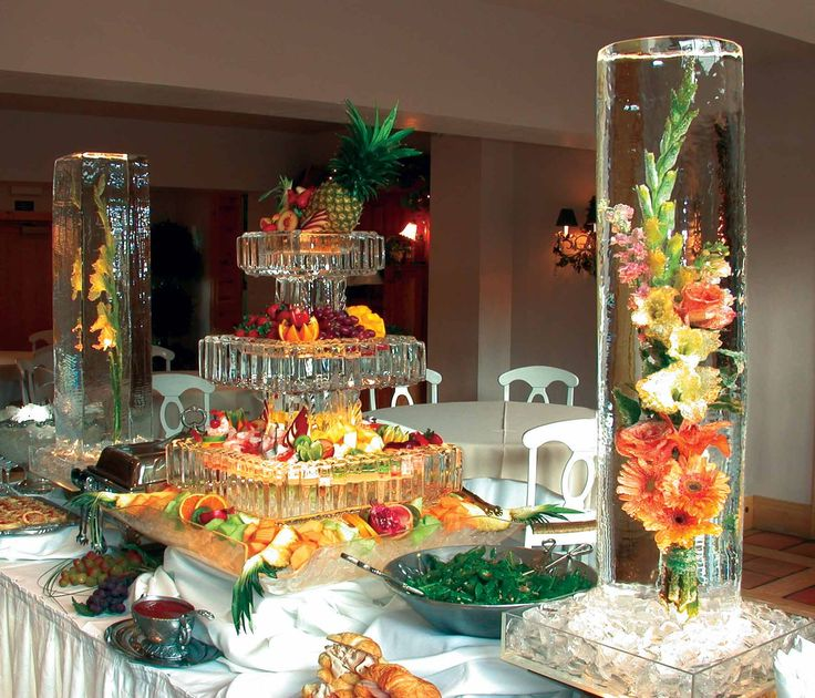 25+ best ideas about Ice sculpture wedding on Pinterest | Holiday ...