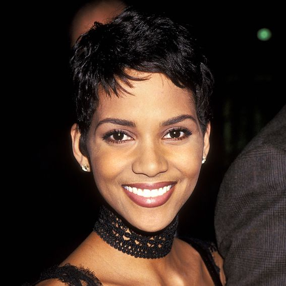 Halle Berry's Changing Looks - 1993  - from InStyle.com