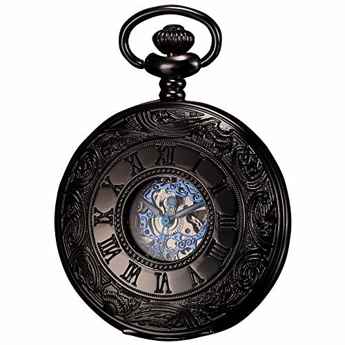 94 best images about pocket watches clock old men stainless steel case antique skeleton mechanical pocket watch chain engraved pocket watch