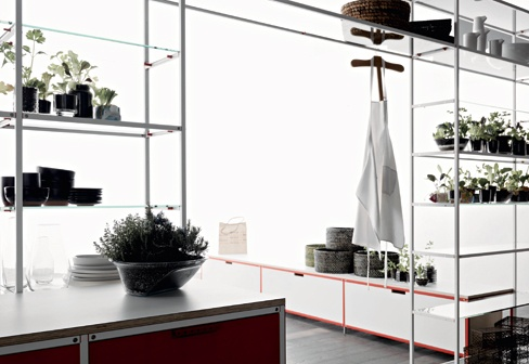 Demode @Valcucine Kitchens Kitchens Kitchens  Meccanica System I