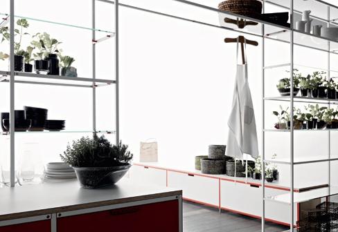 Demode @Valcucine Kitchens Kitchens Kitchens  Meccanica System I
