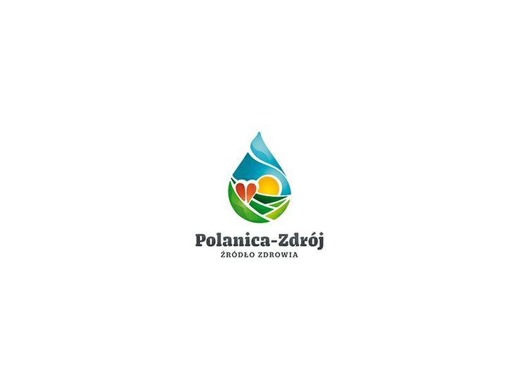 Polanica Zdrój - identyfikacja wizualna - STGU - Stowarzyszenie Twórców Grafiki Użytkowej
