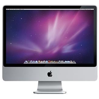 Apple iMac 24-inch, My first Mac...