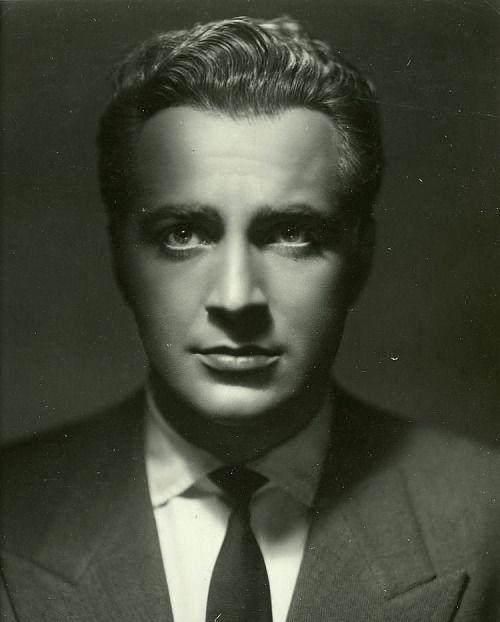 Rossano Brazzi foto di Arturo Ghergo