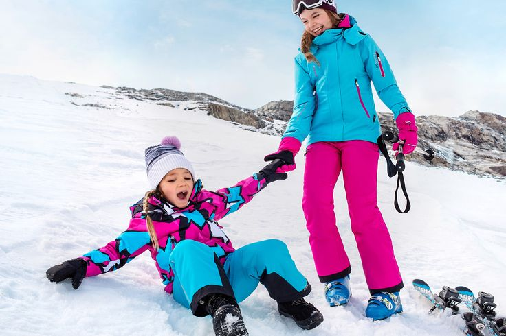 """Reima wants to encourage kids to be playful and explore the outdoors! These """"Roxana"""" and """"Moirana"""" jackets protect your kids from the wind, rain and snow."""