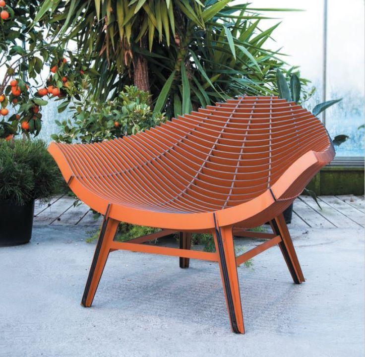 Manta outdoor armchair ibride design furniture home