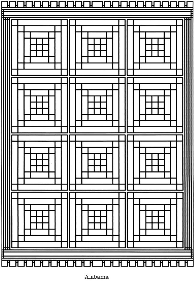 17 Best Images About Coloring Book Geometrics On