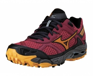 MIZUNO Wave Cabrakan 4 Ladies Trail Running Shoes. A trail running