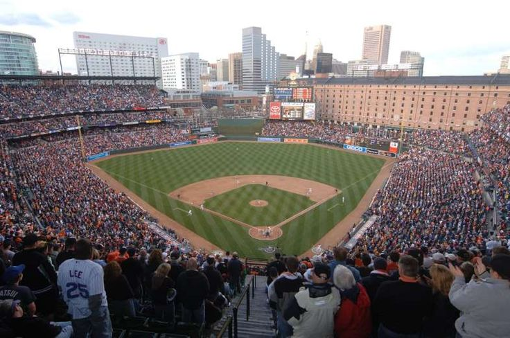 Secrets from the Most-Storied Baseball Stadiums Across America:     ORIOLE PARK AT CAMDEN YARDS (BALTIMORE):    Although Camden Yards was only built in 1992 to field the Baltimore Orioles, the grounds itself has a fascinating past, as it's connected to none other than Yankee-legend, Babe Ruth. Indeed, The Great Bambino was originally from Baltimore, Maryland. Ruth's father, George Herman Ruth, Sr., ran a family-owned grocery and saloon shop, which was located in the space that is now…