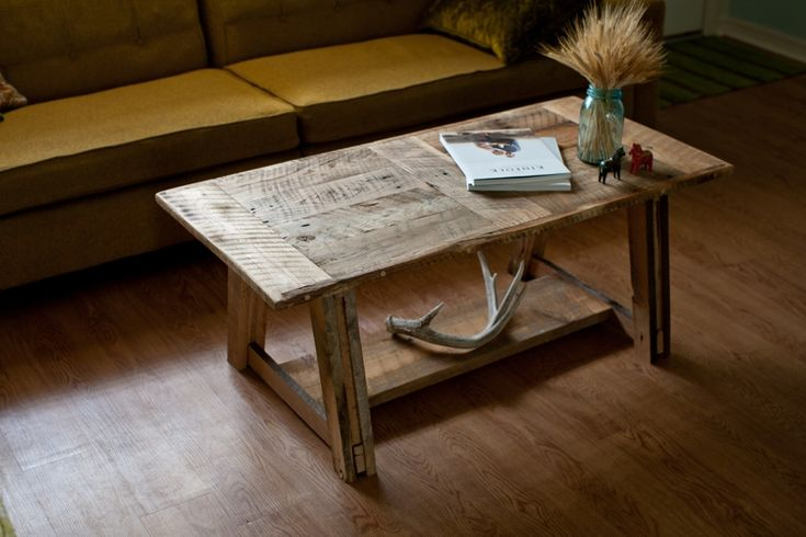 beautiful table from Pine-Stock