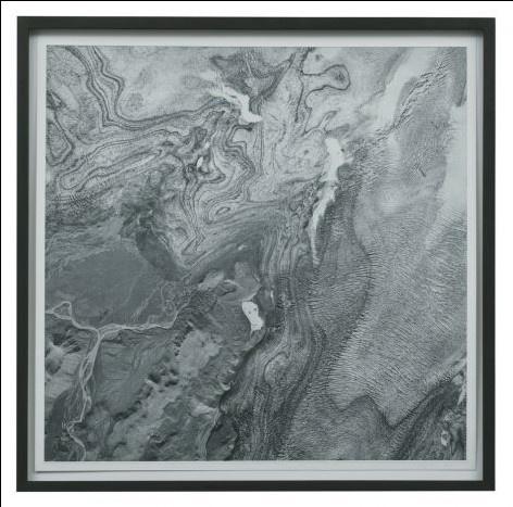 cartographic series III #15 by Olafur Eliasson http://artsation.com/en/olafur-eliasson-cartographic-series-iii-15