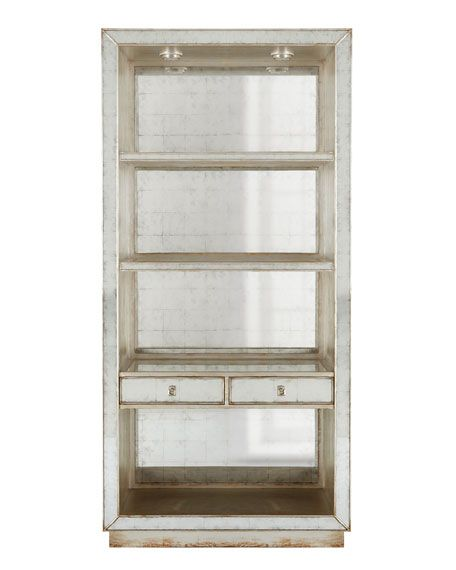 Regent Mirrored Bookcase - 354 Best Mirrored Furniture Images On Pinterest Mirrored