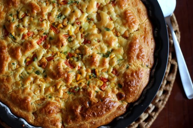 Pitadinha: Torta de frango e queijo (ou do que você quiser)