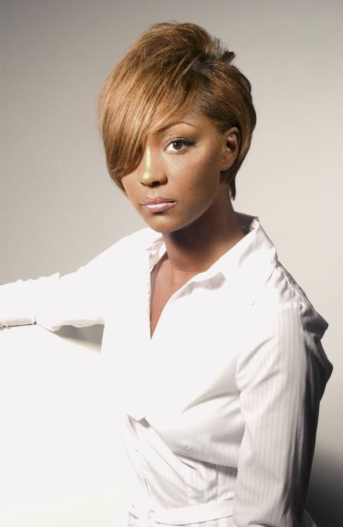 17+ images about Short weave styles on Pinterest | Short hairstyles, Cali style and Black hairstyles