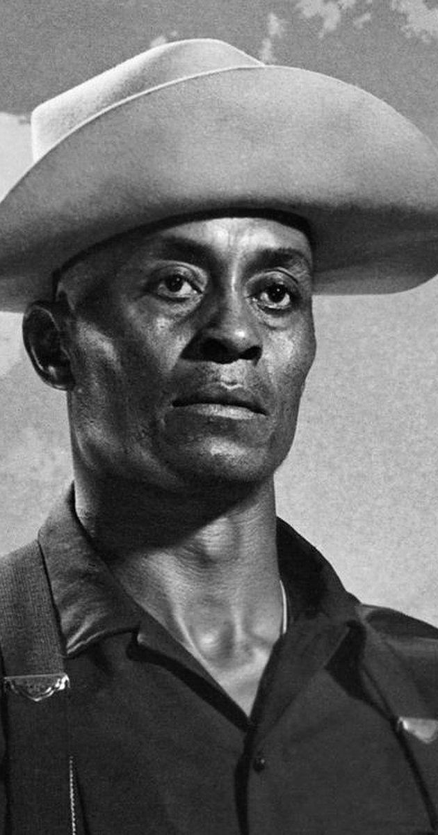 Woody Strode Sergeant Rutledge 1960 Hollywood Actor   Etsy