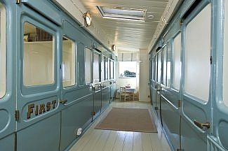 Amazing holiday home in a railway carriage