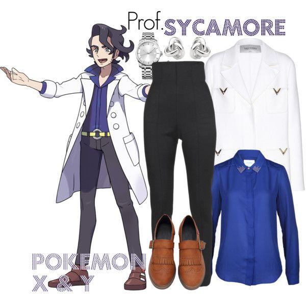 || Professor Sycamore ~ Pokemon X / Y ||