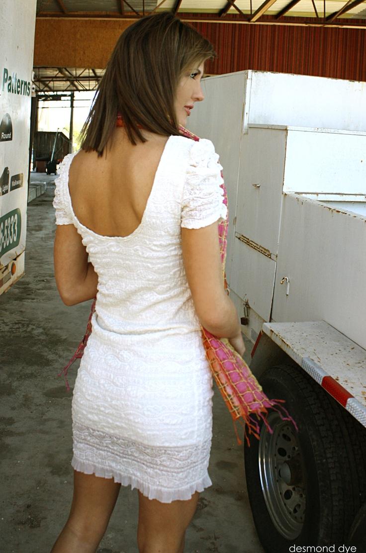 Sassy but Classy Stretch Lace Dress