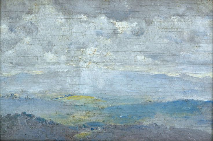 Cloudscape (1923) / by Tom Roberts