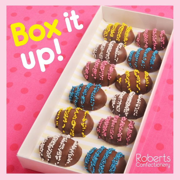We've got LOTS of different size boxes for you to choose from!