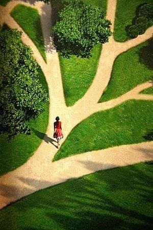 Paths There is no right path or wrong path all paths lead home some paths take longer than others yet are best for the choices made no path should be envied for one knows not what paths brought another to it ones path is ones own by choice by choice...