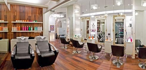 Pics for unisex salon names for A creative touch beauty salon